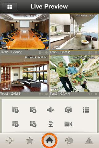 iDMSS program iphone, Android pentru DVR-urile DAHUA