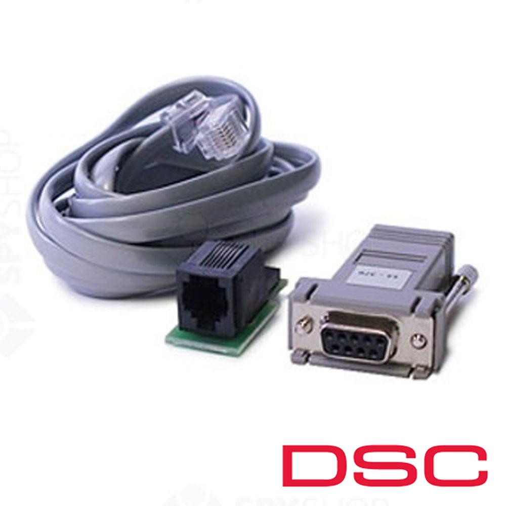Cablu de conexiune serială directă - DSC PCLINK-SCW