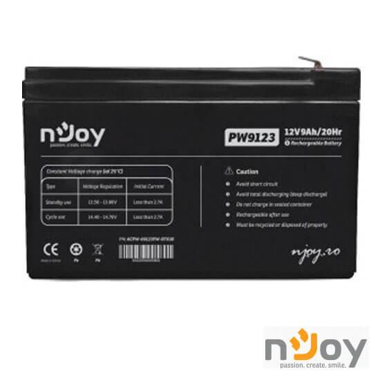 Cel mai bun pret pentru Acumulatori NJOY PW9123 Baterie reîncărcabilă