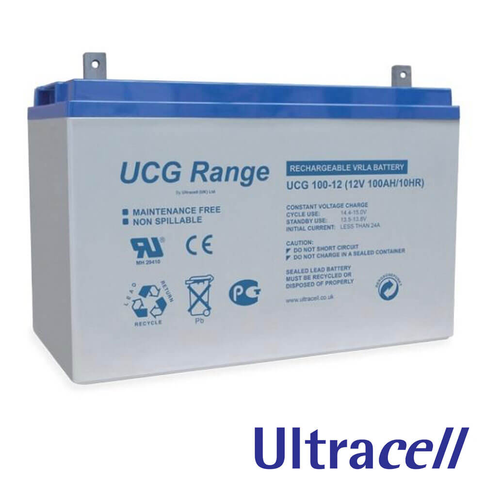 Cel mai bun pret pentru Acumulatori ULTRACELL UCG100-12 Acumulator