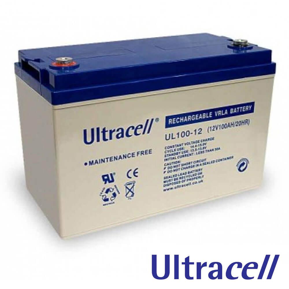 Cel mai bun pret pentru Acumulatori ULTRACELL UL100-12 Acumulator