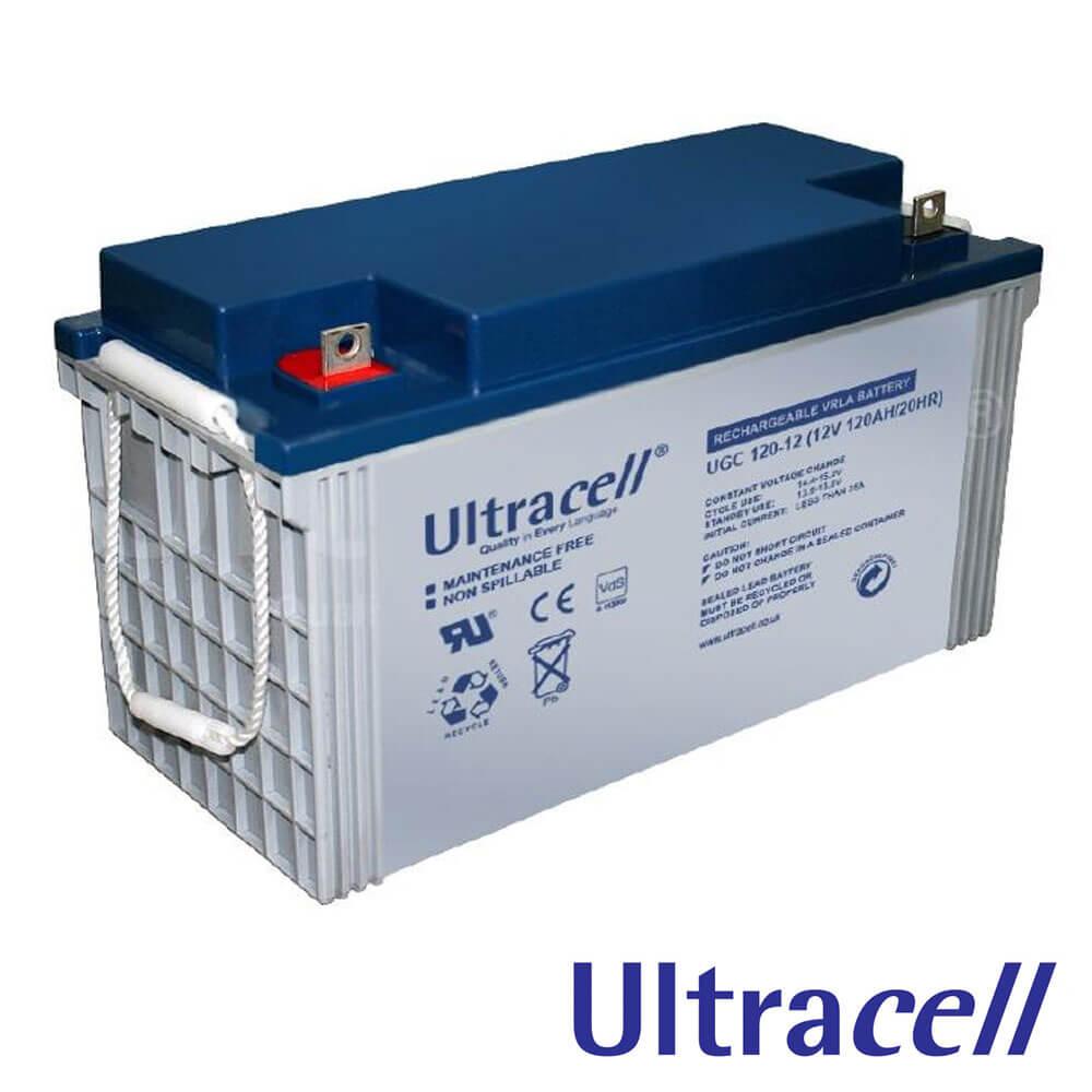 Cel mai bun pret pentru Acumulatori ULTRACELL UCG120-12 Acumulator