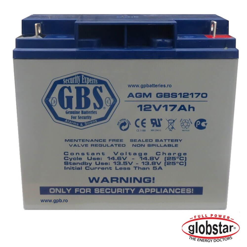 Cel mai bun pret pentru Acumulatori PSS GS17-12 Acumulator