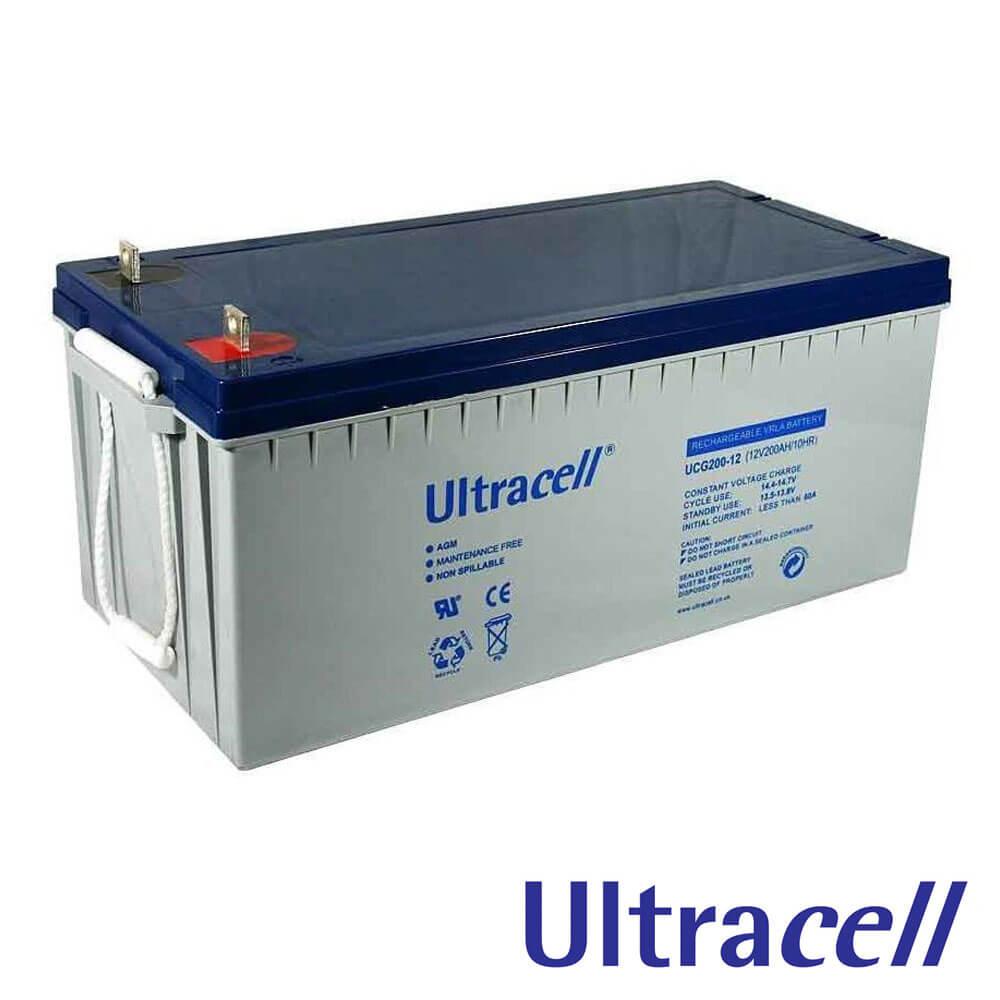 Cel mai bun pret pentru Acumulatori ULTRACELL UCG200-12 Acumulator