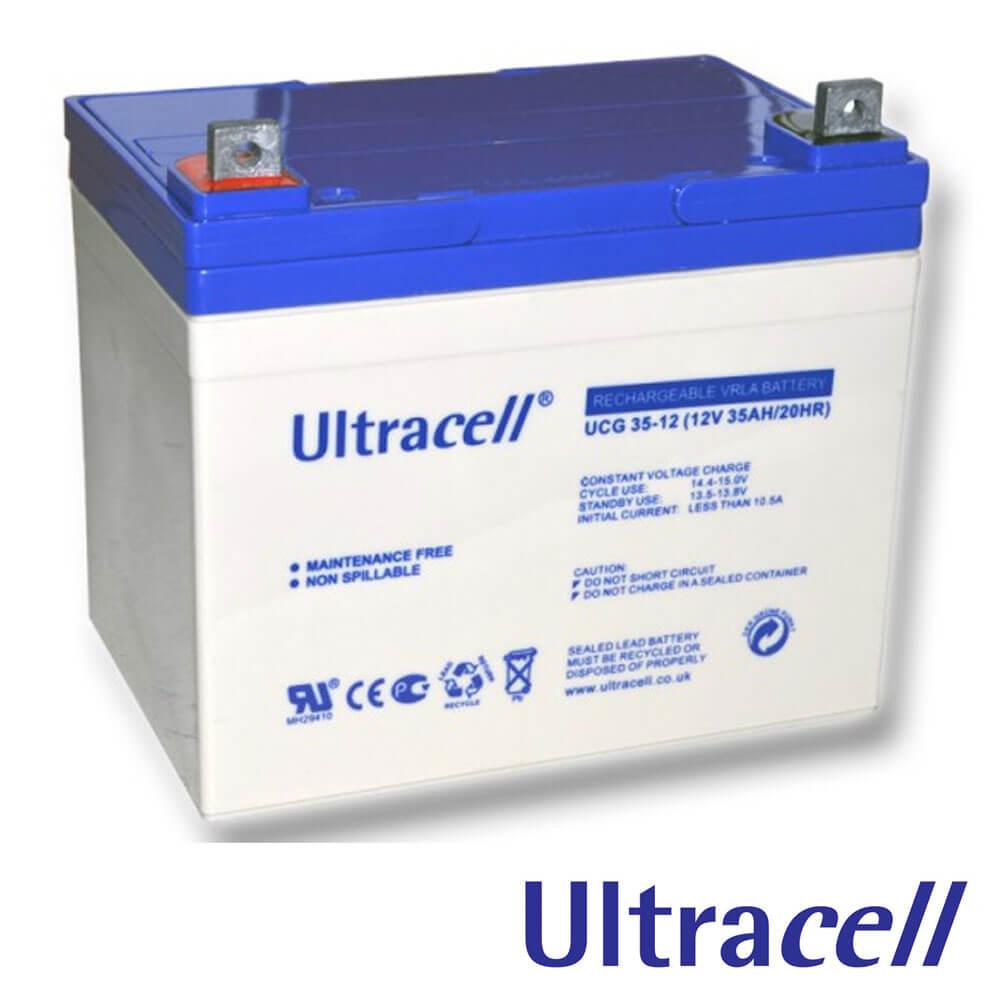Cel mai bun pret pentru Acumulatori ULTRACELL UCG35-12 Acumulator