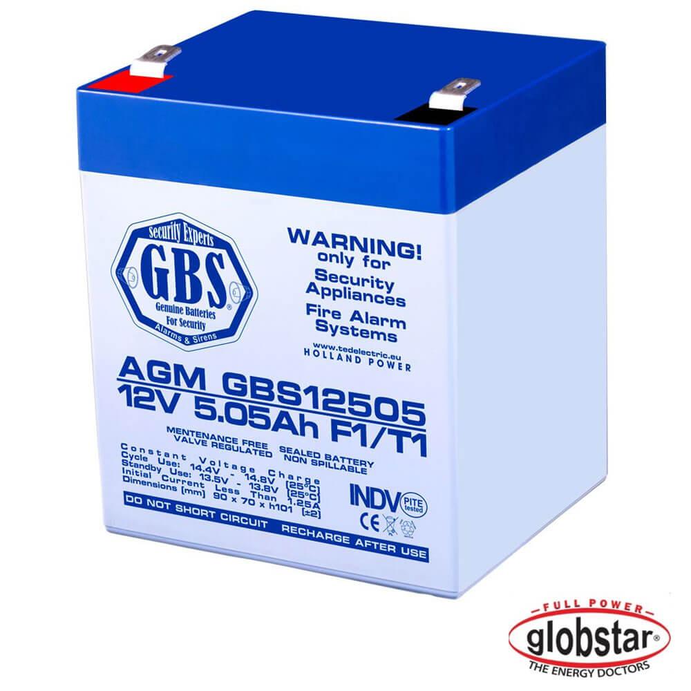 Cel mai bun pret pentru Acumulatori PSS GS5.05-12 Acumulator