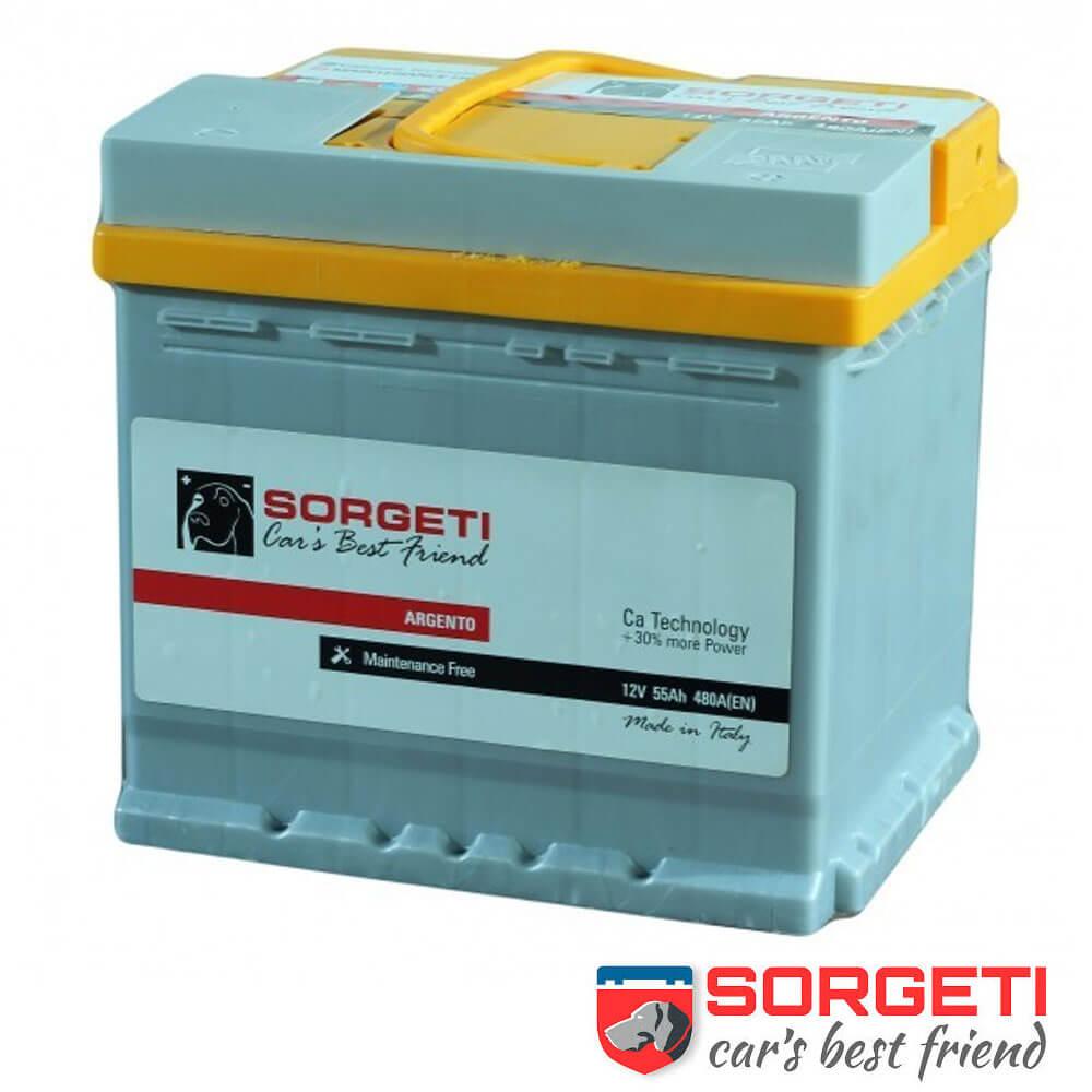 Cel mai bun pret pentru Acumulatori SORGETI ZAP-SILVER Baterie auto