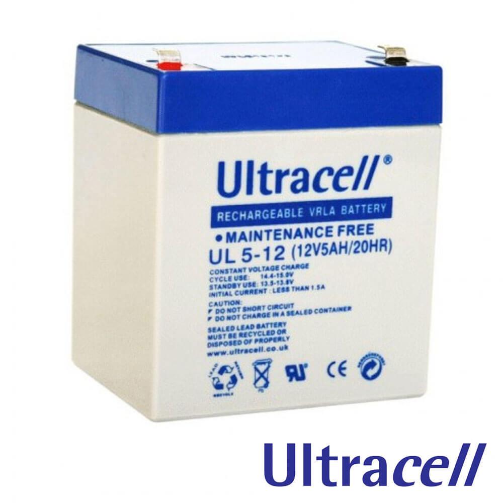 Cel mai bun pret pentru Acumulatori ULTRACELL UL5-12 5Ah