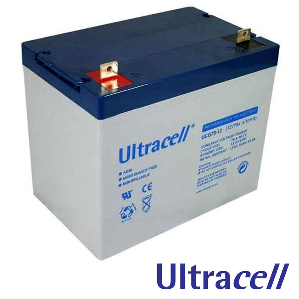 Cel mai bun pret pentru Acumulatori ULTRACELL UCG75-12 Acumulator