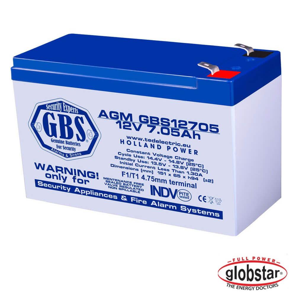 Cel mai bun pret pentru Acumulatori PSS GS7.05-12 Acumulator