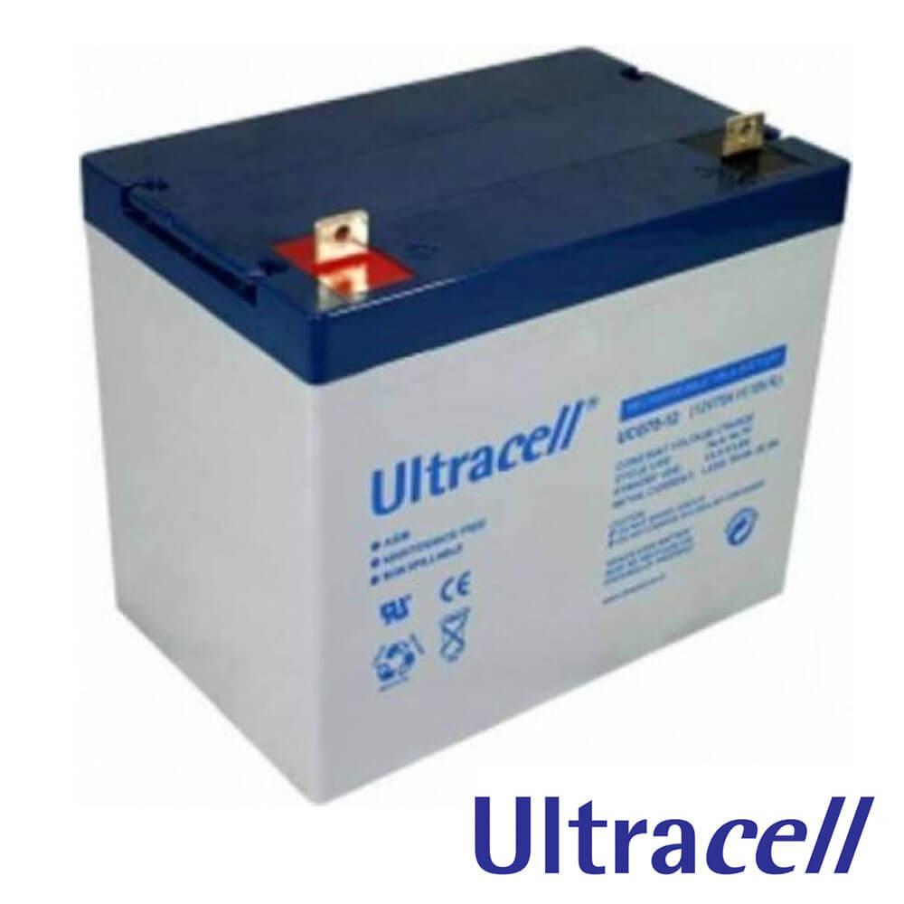 Cel mai bun pret pentru Acumulatori ULTRACELL UCG55-12 Capacitate: 55Ah