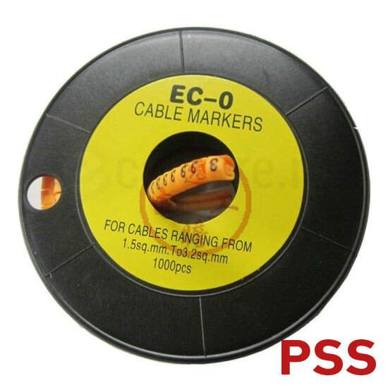 Cel mai bun pret pentru Cabluri PSS EC-2MARK 500 buc-rola