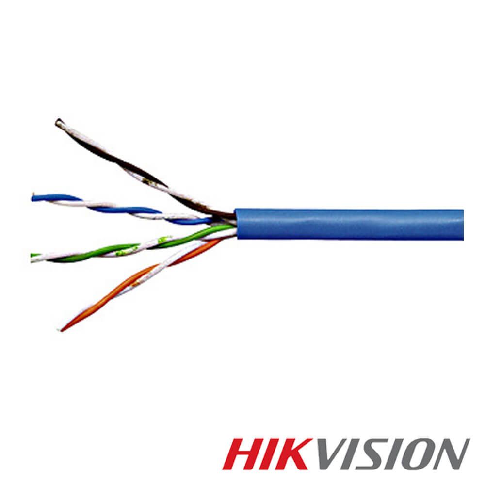 Cel mai bun pret pentru Cabluri HIKVISION DS-1LN6-UU Cablu U/UTP