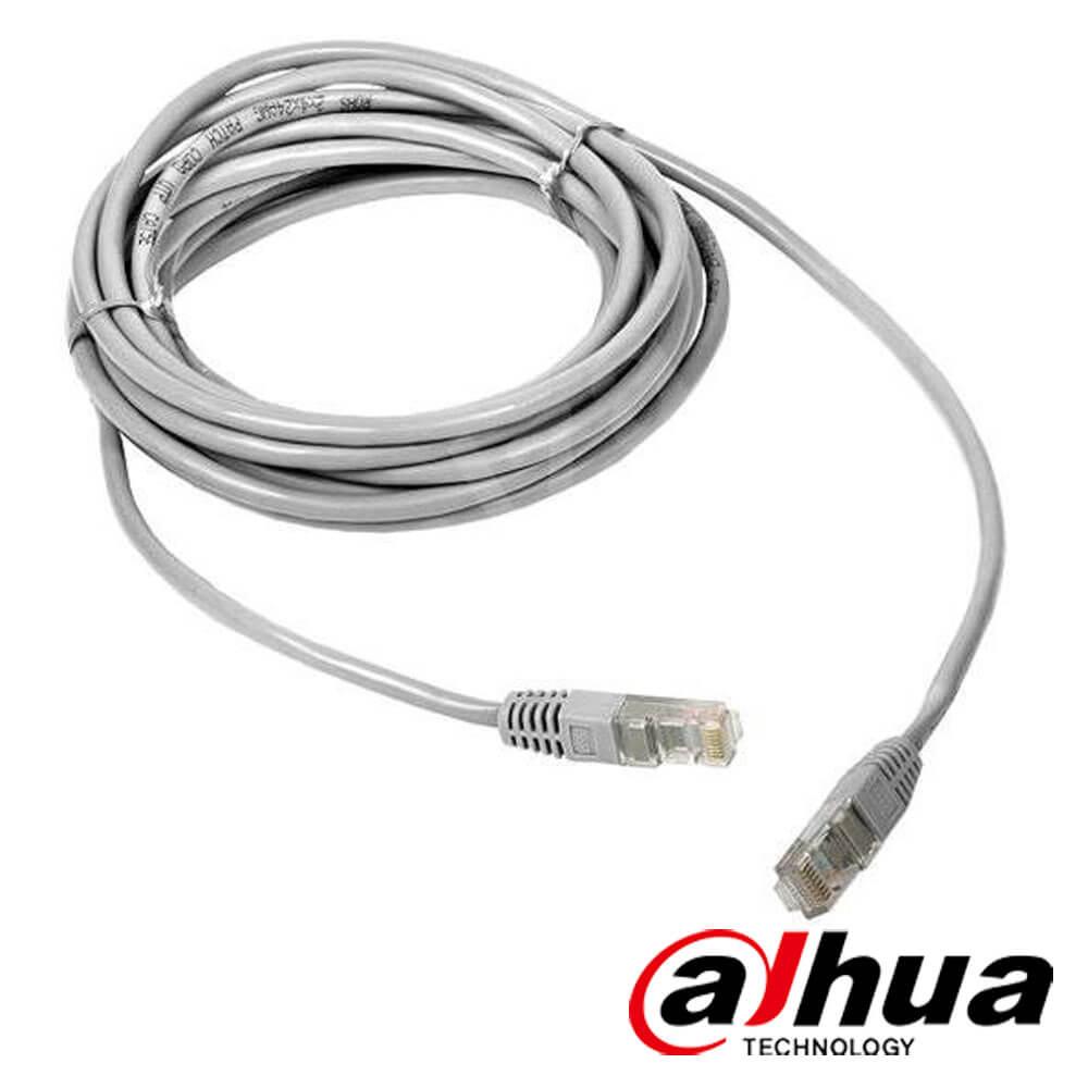 Cel mai bun pret pentru Patch cord-uri UTP HDMI VGA DAHUA UTP-18.5M Cablu UTP gata mufat, pentru KIT-urile IP Dahua