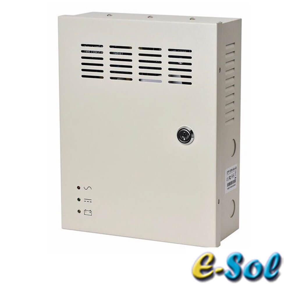 Cel mai bun pret pentru Surse alimentare E-SOL ESB12-A10-C09 Sursa de alimentare 9 camere cu acumulator de back-up