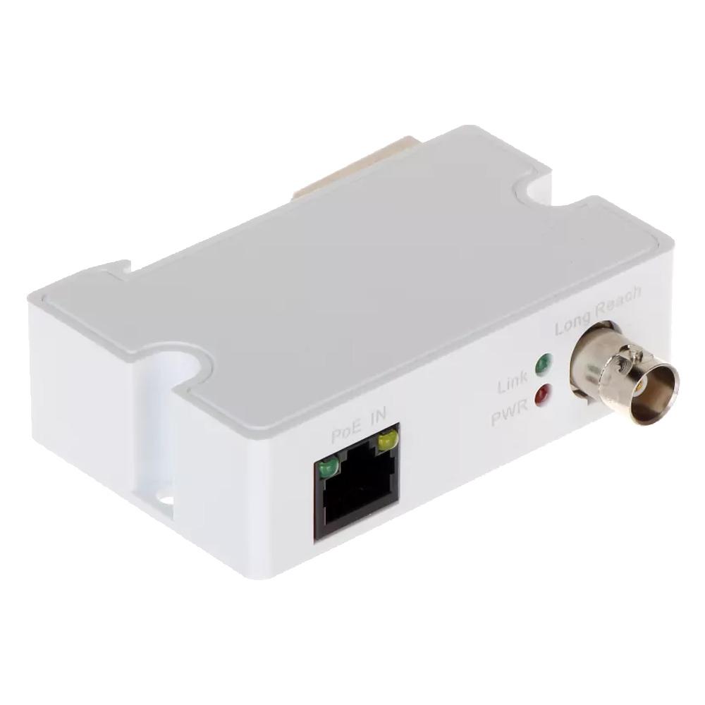 Cel mai bun pret pentru Convertoare DAHUA LR1002-1EC Permite prelungirea transmisiei datelor si a alimentarii PoE