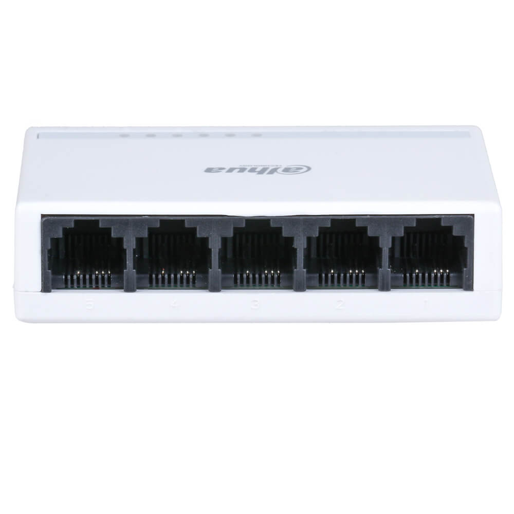 Cel mai bun pret pentru Switch-uri si injectoare DAHUA PFS3005-5ET-L  Special pentru interconectarea diferitelor segmente de rețea