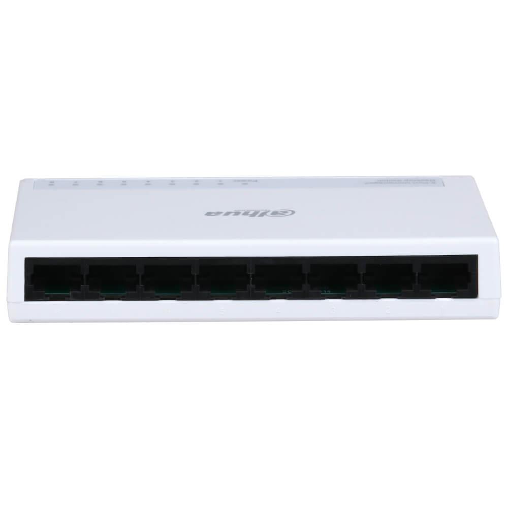 Cel mai bun pret pentru Switch-uri si injectoare DAHUA PFS3008-8ET-L Special pentru interconectarea diferitelor segmente de rețea