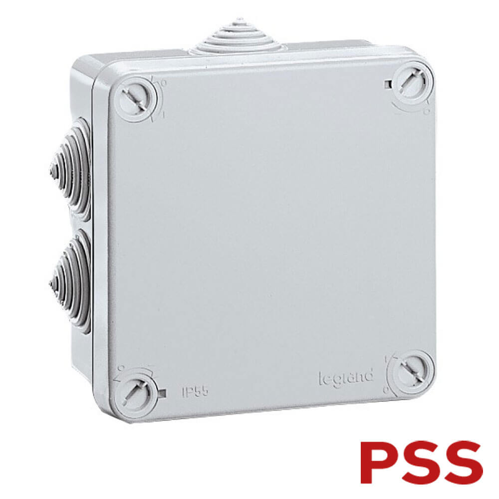 Cel mai bun pret pentru Doze jonctiuni PSS IP55 100 x 100 x 50 mm