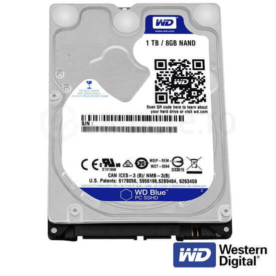 Cel mai bun pret pentru Hard Disk-uri WESTERN DIGITAL HDD1TB-2.5INCH <i>Hard Disk 2.5 inch pentru DVR-urile AUTO</i>