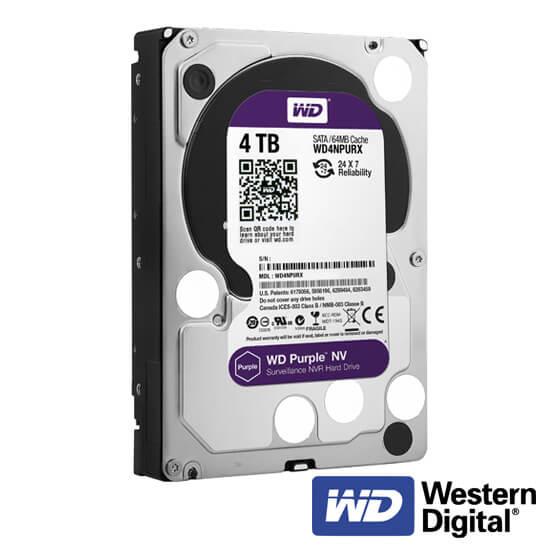 Cel mai bun pret pentru Hard Disk-uri WESTERN DIGITAL SURVEILLANCE-NV-4000GB PREMIUM <b>NOU!</b> <u>Special pentru supraveghere video</u>