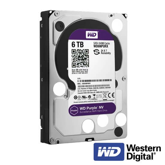 Cel mai bun pret pentru Hard Disk-uri WESTERN DIGITAL SURVEILLANCE-NV-6000GB PREMIUM <b>NOU!</b> <u>Special pentru supraveghere video</u>