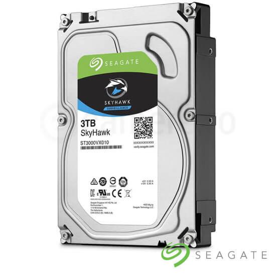 Cel mai bun pret pentru Hard Disk-uri SEAGATE SEA3TB <i>Special pentru DVR/NVR</i>