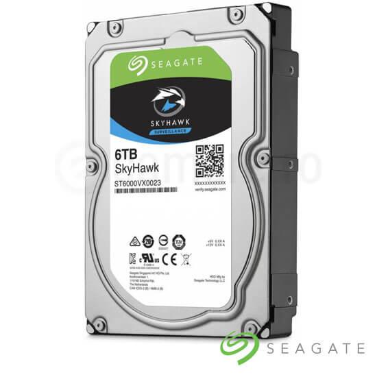 Cel mai bun pret pentru Hard Disk-uri SEAGATE SEA6TB <i>Special pentru DVR/NVR</i>