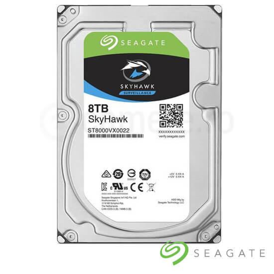 Cel mai bun pret pentru Hard Disk-uri SEAGATE SEA8TB <i>Special pentru DVR/NVR</i>