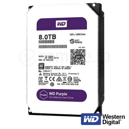 Cel mai bun pret pentru Hard Disk-uri WESTERN DIGITAL SURVEILLANCE-NV-8000GB PREMIUM <b>NOU!</b> <u>Special pentru supraveghere video</u>