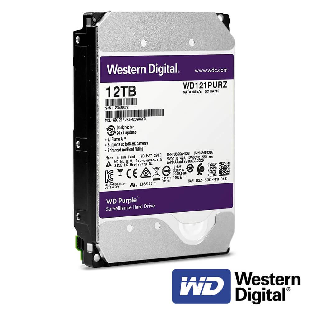 Cel mai bun pret pentru Hard Disk-uri WESTERN DIGITAL WD12TB PREMIUM <b>NOU!</b> <u>Special pentru supraveghere video</u>