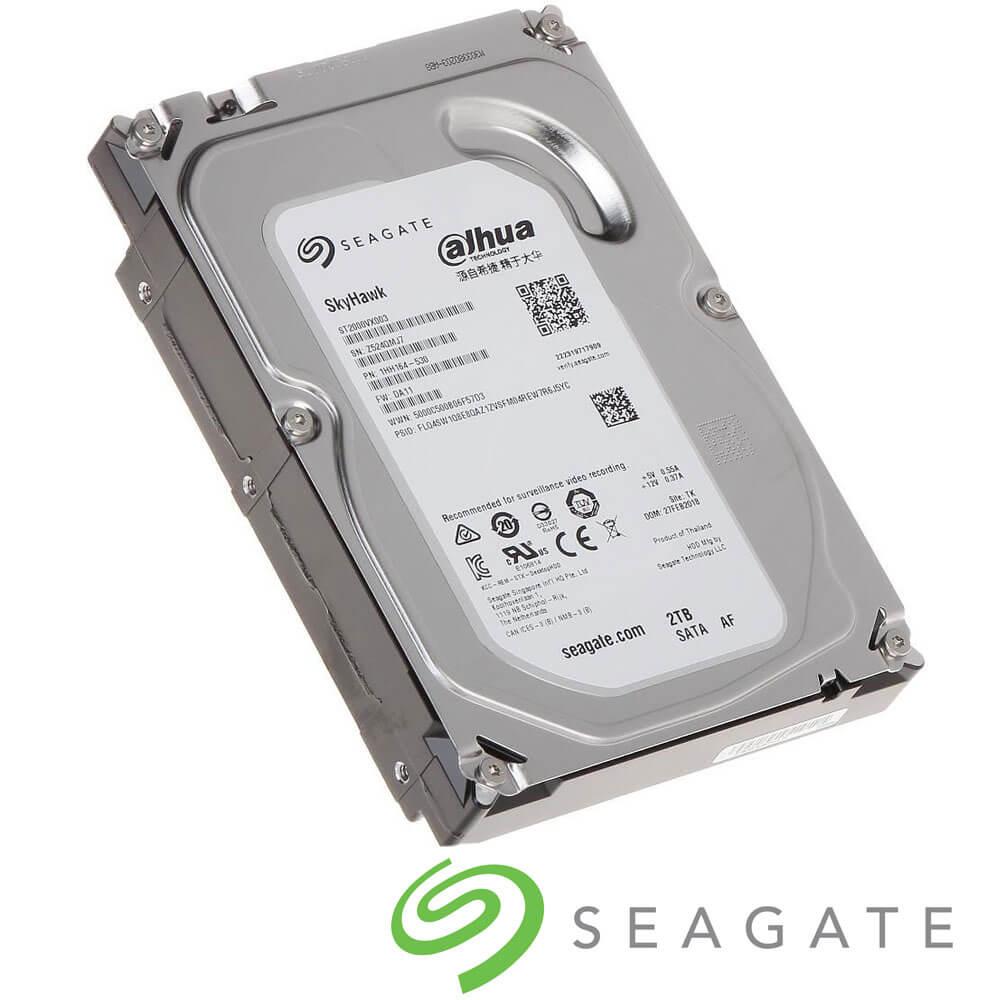 Cel mai bun pret pentru Hard Disk-uri SEAGATE DSEA2TB <i>Special pentru DVR/NVR</i>
