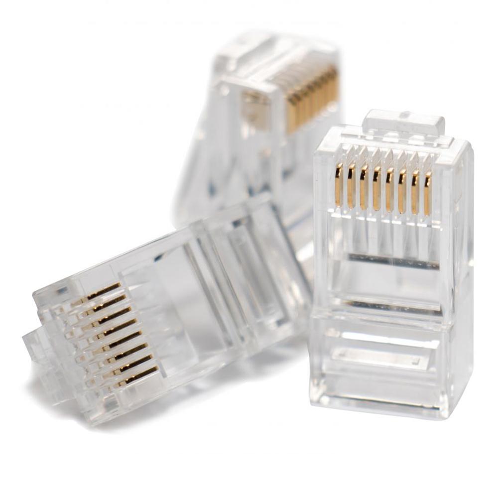 Cel mai bun pret pentru Mufe OEM LN-CTC6 UTP FTP ,8 contacte, set 100buc