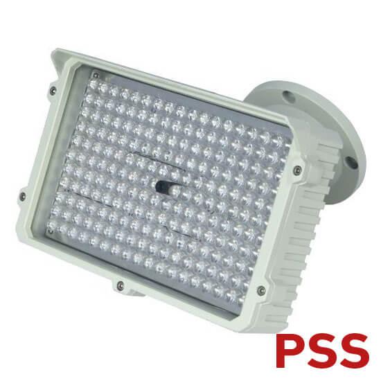 Cel mai bun pret pentru Iluminatoare infrarosu PSS LEDI130 Iluminator IR cu raza de 125 m