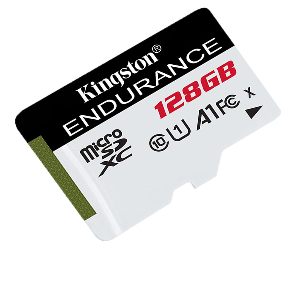 Cel mai bun pret pentru Carduri memorie KINGSTON SDCE/128GB <i> Seria Endurance - Durata de viata de 26.900 ore înregistrare 24/7 </i>