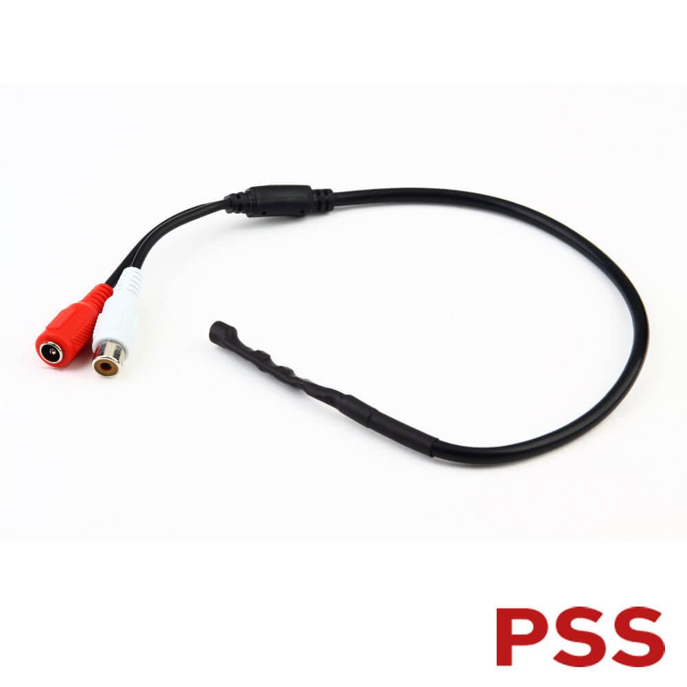 Cel mai bun pret pentru Microfoane PSS W-MP100 Frecventa intre 100 si 5500 HZ