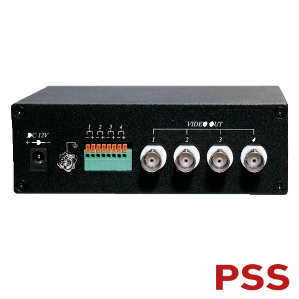 Cel mai bun pret pentru Module de protectie PSS TTA-414VR 4 CANALE
