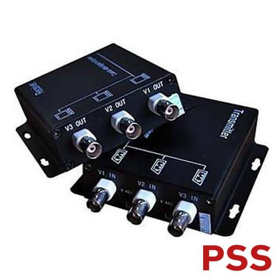 Cel mai bun pret pentru Splittere PSS CM-BNC31 Iesire semnal video 3 canale