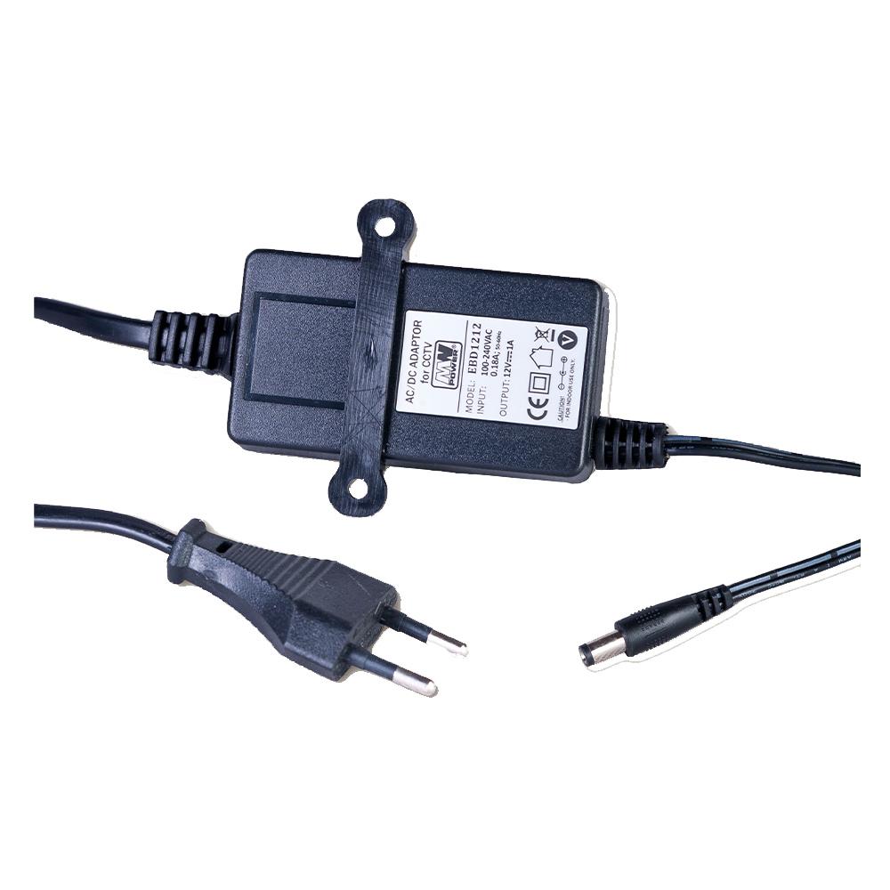 Cel mai bun pret pentru Surse alimentare MW POWER EBD1212 <i>Tip Desktop cu cablu de alimentare si stecher pentru priza.</i>