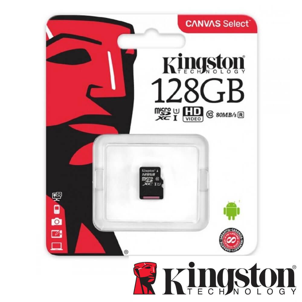 Cel mai bun pret pentru Carduri memorie KINGSTON SDCS/128GBSP Fara adaptor SD