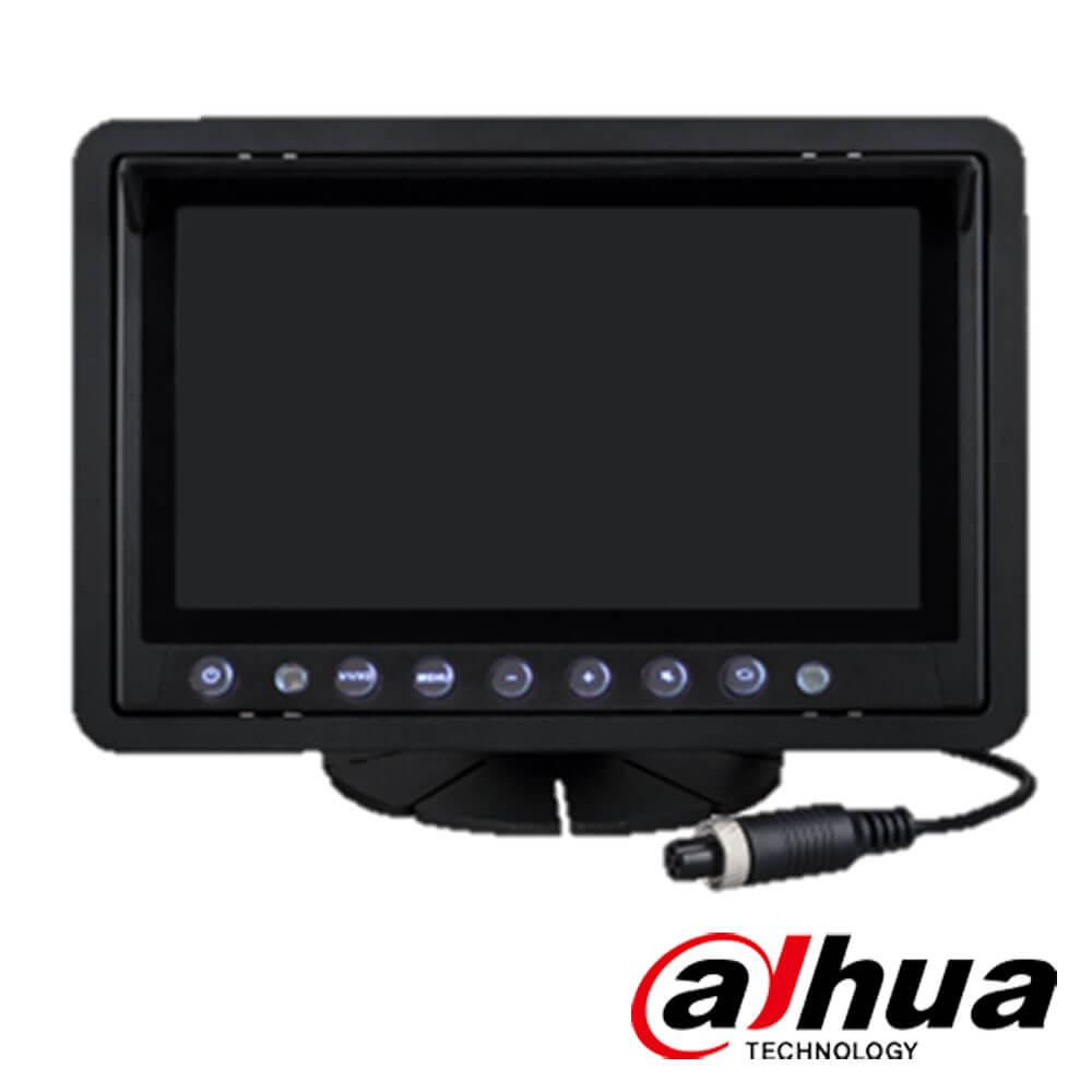 Cel mai bun pret pentru Monitoare DAHUA MLCDF7-E Monitor auto LCD diagonala 7 inch
