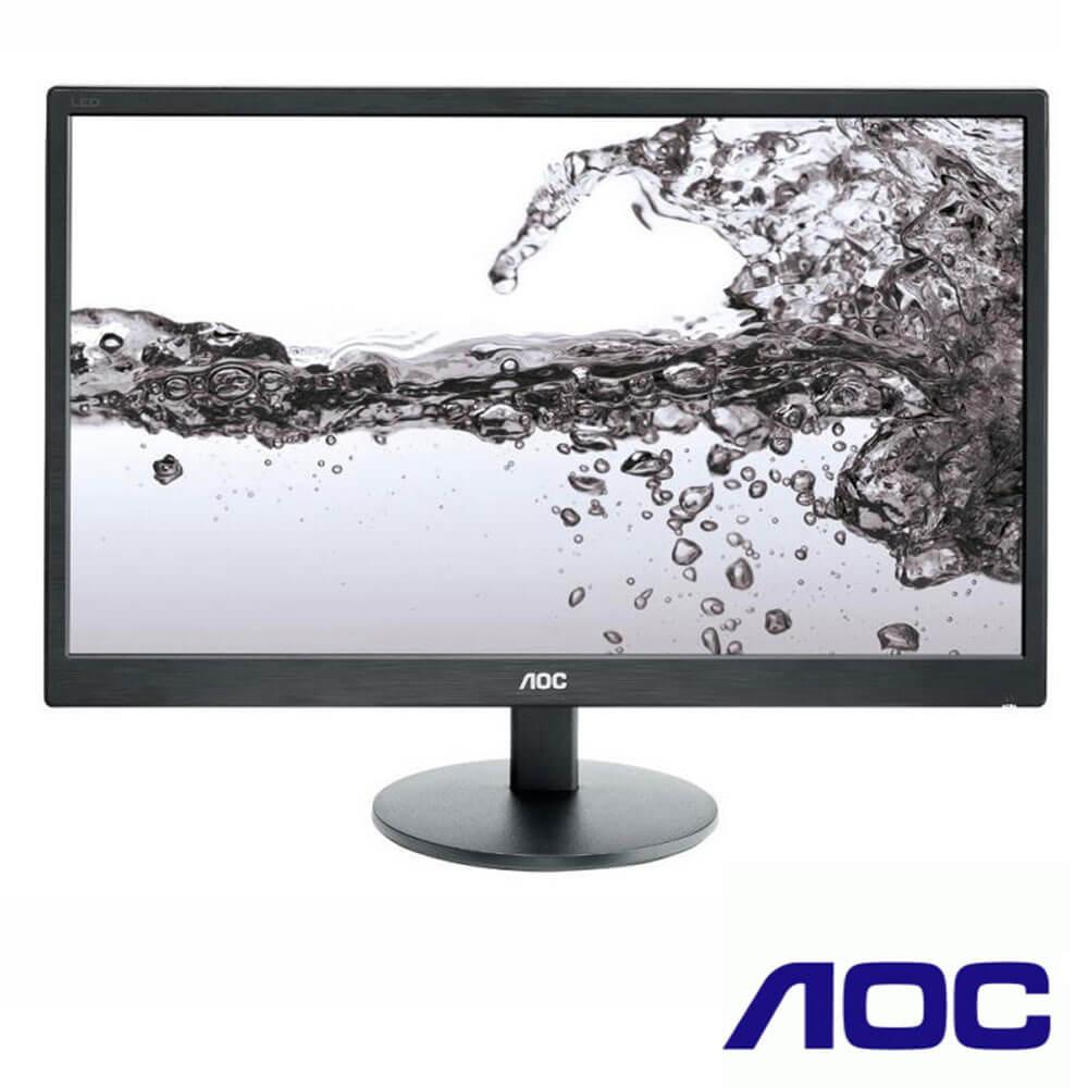 Cel mai bun pret pentru Monitoare AOC E2270SWN Monitor LED - Full HD - rezolutie 1920x1080