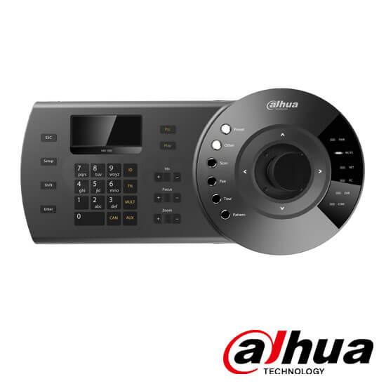 Cel mai bun pret pentru Tastaturi DAHUA NKB1000 Permite controlul DVR–urilor din LAN