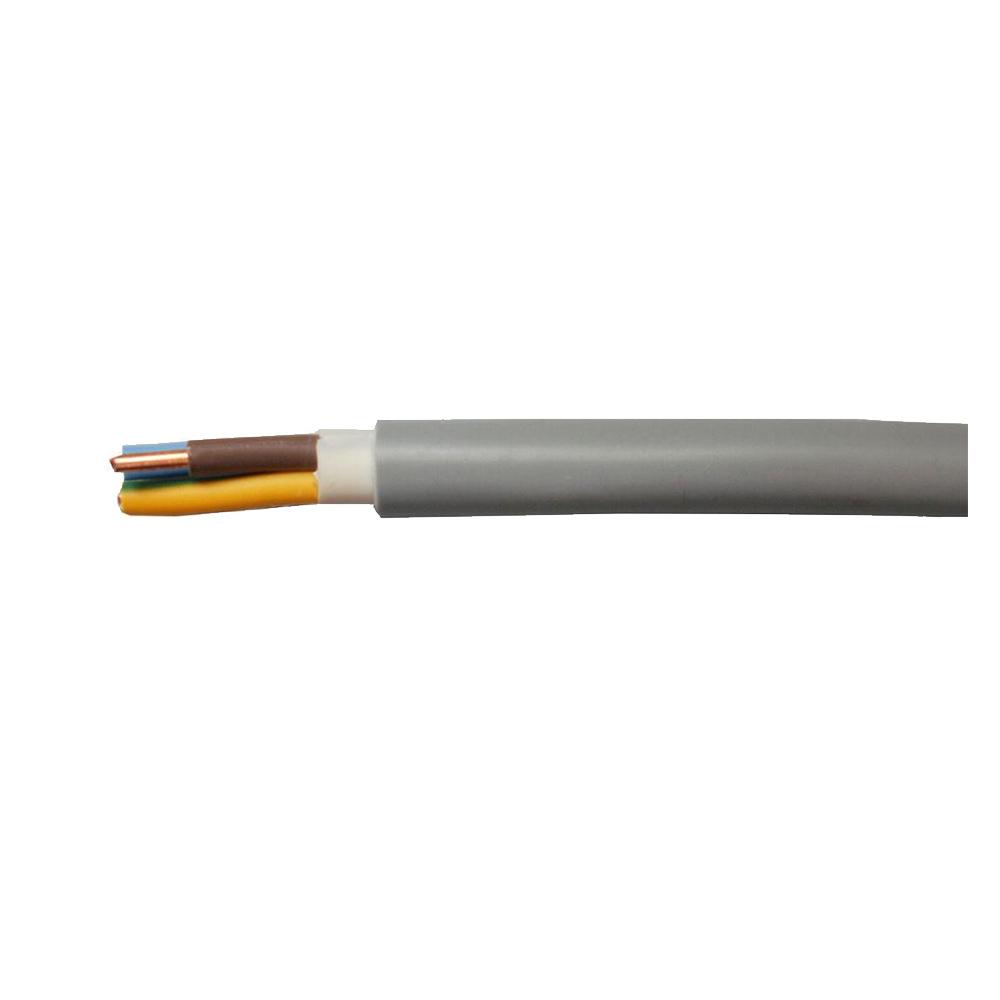 Cel mai bun pret pentru Cabluri OEM CYYF-3X1.5 Izolatie: Dubla