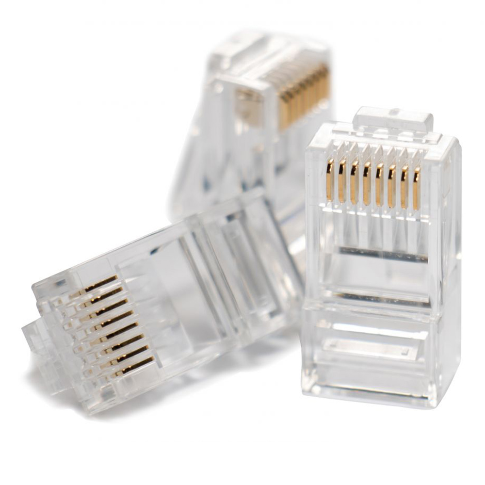 Cel mai bun pret pentru Mufe OEM LN-CTC5E UTP FTP ,8 contacte, set 100buc