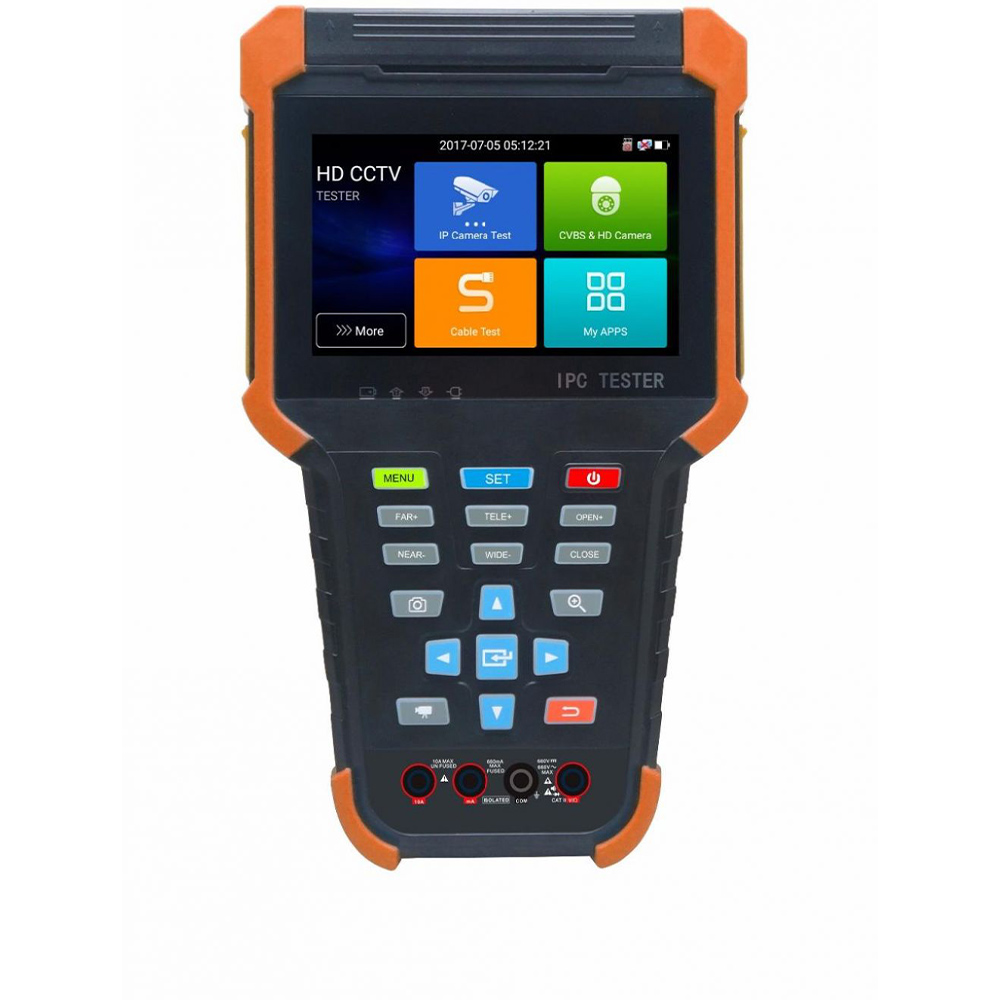 Cel mai bun pret pentru Accesorii instalator OEM LS-X4CMADH 4 inch touch screen display