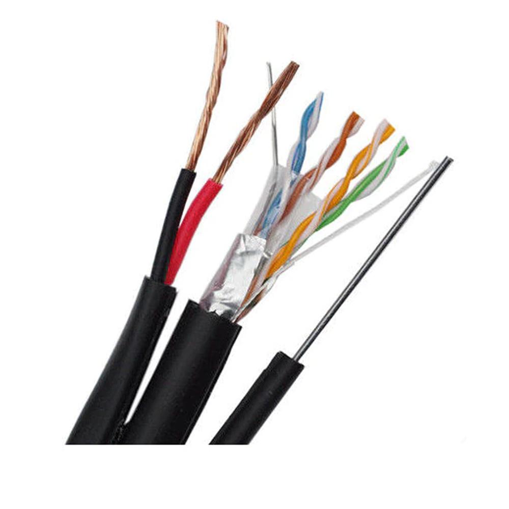 Cel mai bun pret pentru Cabluri PSS FTP-A-2X075 Cablu FTP cu alimentare si sufa
