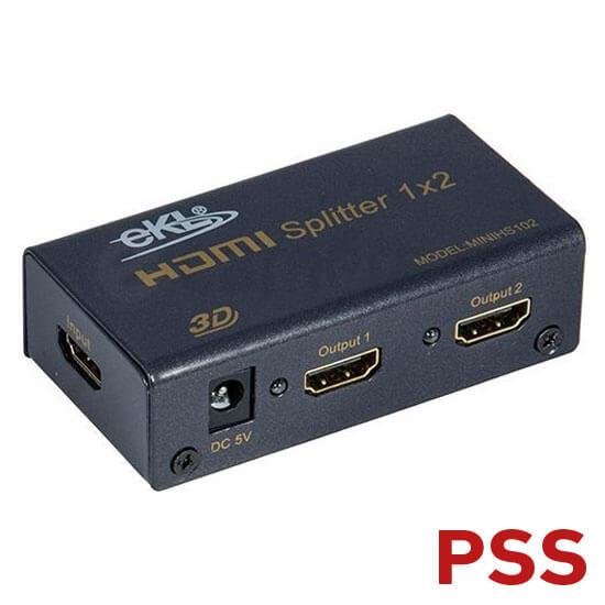Cel mai bun pret pentru Splittere PSS HS-102M Suporta semnal audio