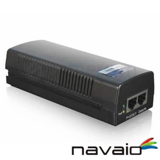 Cel mai bun pret pentru Injectoare POE NAVAIO NAV-NA101POE <i>Alimenteaza o camera IP prin PoE</i>