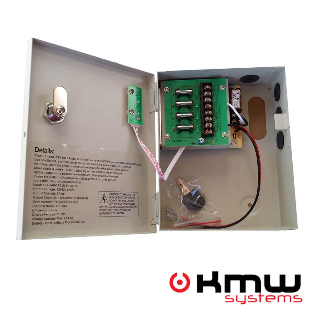 Cel mai bun pret pentru Sursa alimentare KMW KM-PS05A 5A, cu backup